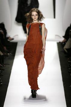 Vera Wang Fall 2008