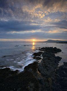 Largo Law Sunset, Scotland