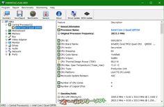 HWiNFO32 5.43.3055 Beta  HWiNFO32--プロセッサ--オールフリーソフト