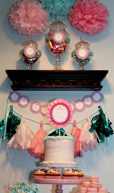 """Icing Designs: """"Sweet Sleepover"""" 11th Birthday Party"""