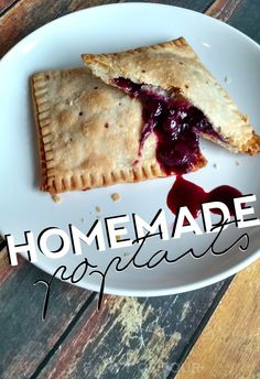 These super easy Homemade Pop-tarts are a great alternative to store bought and are even more delicious!