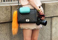 Chanel Boy Bag - Street Style