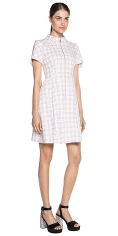$244.30 (was $349) Stepped Sleeve Dress @ Cue - Bargain Bro