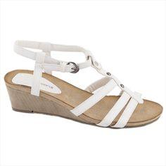Sandale de dama 90064A - Reducere 42% - Pret 34.99 lei - Zibra Shoes, Fashion, Sandals, Moda, Zapatos, Shoes Outlet, Fashion Styles, Shoe, Fashion Illustrations