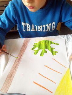 Come creare un quadro con le impronte delle mani http://www.piccolini.it/post/789/come-creare-un-quadro-con-le-impronte-delle-mani/