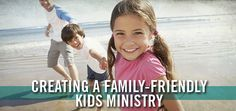"Much has been said over the past few years about the ""Family Friendly"" emphasis in Kids Ministry. To be honest ... it's a no-brainer! Every KidMin leader I know would whole-heartedly affirm and emb..."