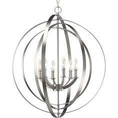 Good glory this is so pretty! armillary sphere pendant fixture.