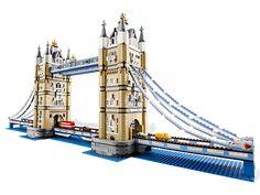 ¡Cosa más bonita! ¡El Puente de Londres!