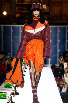 Fenty x Puma Fall 2017 Ready-to-Wear Fashion Show - Teddy Quinlivan