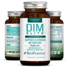 Extra Strength DIM Plus Dong Quai Vitamin E BioPerine 24 month supply DIM Supplement for Menopause Relief PCOS Treatment Hormonal Acne Aromatase Inhibitor 120 Vegan Caps *** Visit the image link more details. (This is an affiliate link) Menopause Relief, Estrogen Dominance, Hormonal Acne, How To Apply Mascara, Weight Loss Results, Hormone Balancing, Acne Remedies, Nutrition Information