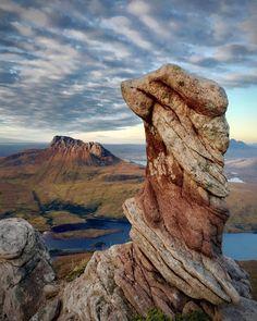 *Sgorr Tuath, Scotland.