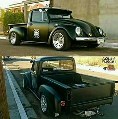 Fusca pick up
