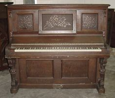 1890s stand up piano - Google Search