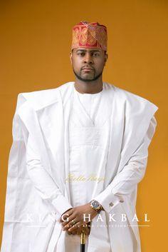 King Hakbal   Nigerian Male Fashion   BellaNaija   2016   Emmauel Oyeleke Photography
