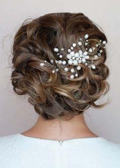 Bridal-Crystal-Pearl-Floral-Wedding-Proms-Hair-Vine-Comb-Headpiece