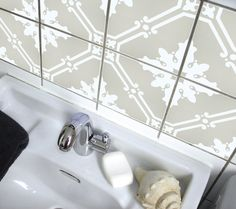 FARO 01  > Fliesen Aufkleber Sticker Bad Küche