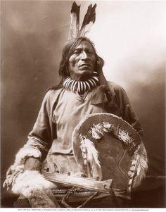 Lakota Fool Bull Sioux Medicine Man