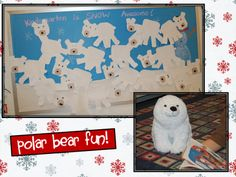 Polar Bear art idea