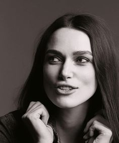 Keira Knightley photographed by Jan Walters for ELLE France (09.03.2018)