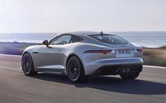 Nouvelle gamme Jaguar F-Type 2017.