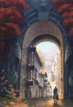 Welcome Home v2 by ~Wes-Talbott on deviantART