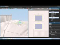 ▶ Cinema 4D tutorial: Add photoreal cloth to scenes - Part 4 - YouTube