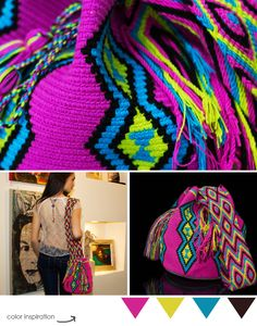 La Mochi, Colorful Handmade Bags | Live Colorful