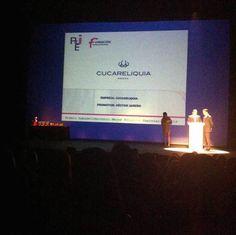 Premios AJE Asturias 2014 Sabadell Cucarreliquia