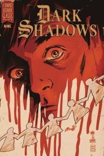 Dark Shadows #9 Mike Raight Guiu Vilanova ---> shipping is $0.01!!!