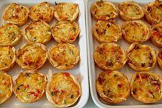 Mini - Party - Quiches (Rezept mit Bild) von CookingJulie | Chefkoch.de