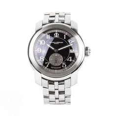 Pre-owned Baume & Mercier Automatic Timepiece