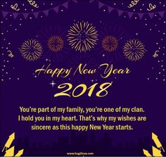 new year 2018 messages caption image for family friends relatives happy new year wishes happy