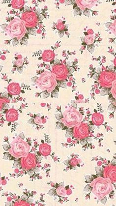 Resultado de imagem para wallpaper FLORAL COR ROSA E VINHO