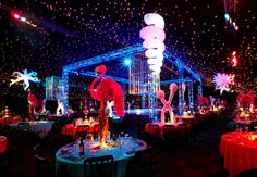 7 Festive Venues To Get Your Guests Rockin' Around The Christmas Tree