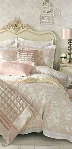 (via Glorious Bedding | Home♥sweet♥Home | Pinterest)