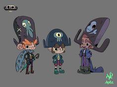 MICHELE MASSAGLI Character designer and visual development artist michelemassagli@gmail.com