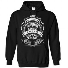 ITS CALIFORNIAN IN Sunrise THING - #vintage tee #tshirt fashion. I WANT THIS => https://www.sunfrog.com/States/IT-Black-85399394-Hoodie.html?68278