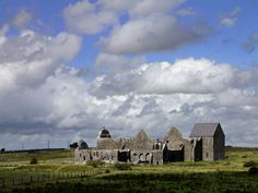 Ancient Knockmoy Abbey in gorgeous County Galway, Ireland. http://tourireland.com/blog/?article=53
