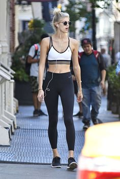 5 Great Tips On Exercise Athleisure Outfits, Sporty Outfits, Fashion Outfits, Fasion, Celebrity Workout Style, Sports Day Outfit, Looks Academia, Cute Workout Outfits, Gym Style