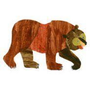 Brown Bear, Brown Bear  Cj's favorite book as a lil one.