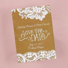 Rustic Save The Date Template Printable DIY Wood Lace Save The - Rustic save the date templates
