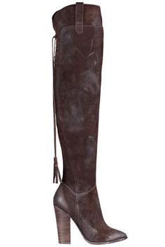 Kicking It: Shop Fall 2012's Top Trends in Boots - Riding High - Nine West