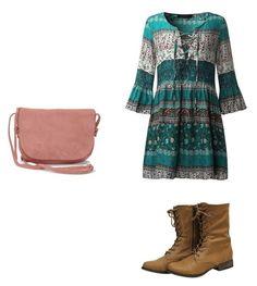 """""""Untitled #87"""" by gtippman on Polyvore featuring TOMS"""