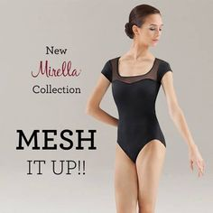 The #Mirella Collection starts from just £19.00 Take a look at the full range of #Leotards & Shorts here http://www.blochshop.co.uk/category/dance-leotards/11