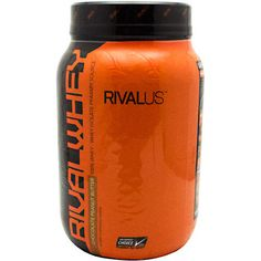 Rivalus Rival Whey Protein 2 Lb - Chocolate Peanut Butter, $24.99