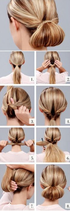How To Do Hairstyles For Long Hair Short Stuff  Pinterest  Short Hair Updo And Shorts