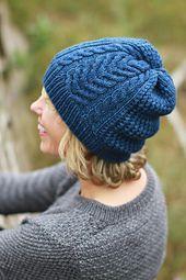 Ravelry: Gone Glamping pattern by Plucky Knitter Design
