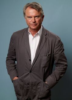 Sam Neill is his real name - but he will always be Dr. Alan Grant.