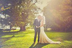 Beautiful Borris House Real Wedding by DK Photo // www.onefabday.com