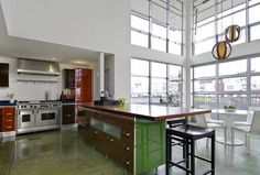 Open House Report, SF Edition: SOMA Industrial Chic Needs a Little Updating | California Home + Design